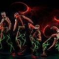 Light Freak Performance Jah-Style Go-Go Show